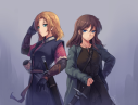 genderbent_aragorn_and_boromir